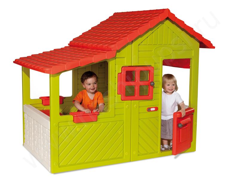 Игровые домики Smoby Акушерство. Ru 24400.000