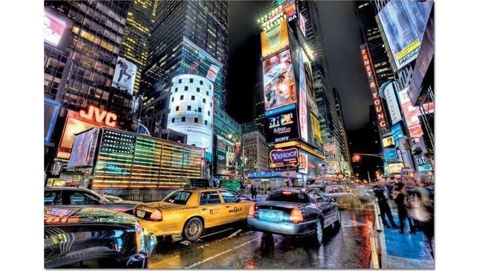 Educa Пазл Таймс Сквер Нью-Йорк 1000 элементовПазл Таймс Сквер Нью-Йорк 1000 элементовEduca Пазл Таймс Сквер Нью-Йорк 1000 элементов 15525  Флуоресцентный паззл Times Square. Нью Йорк без сомнения придется вам по душе, и вы получите массу удовольствия от процесса собирания картины. Флуоресцентный паззл светится в темноте, а значит, будет радовать вас своим чарующим мерцанием даже ночью.  Паззл - великолепная игра для семейного досуга, захватывающая не только взрослых, но и детей. Собирание паззла развивает мелкую моторику у ребенка, тренирует наблюдательность, логическое мышление, знакомит с окружающим миром, с цветом и разнообразными формами.  Размер пазла: 68х48 см.<br>