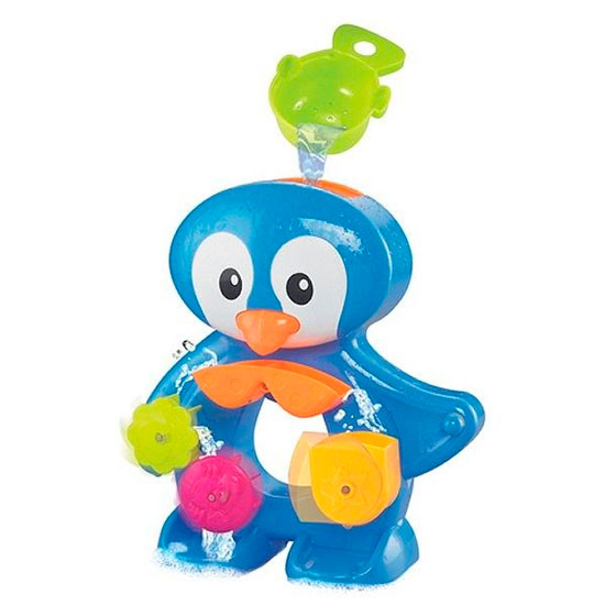 Игрушки для купания Roxy Игрушка для ванной Пингвин и его друзья