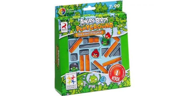 Bondibon Игра Ф48269 Логическая Angry Birds Playground