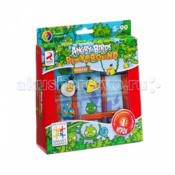 Bondibon Игра Ф48268 Логическая Angry Birds Playground