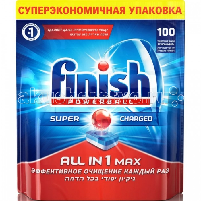 Calgon Calgonit finish �������� ��� ������������� ����� ��� � ����� 100 ��.