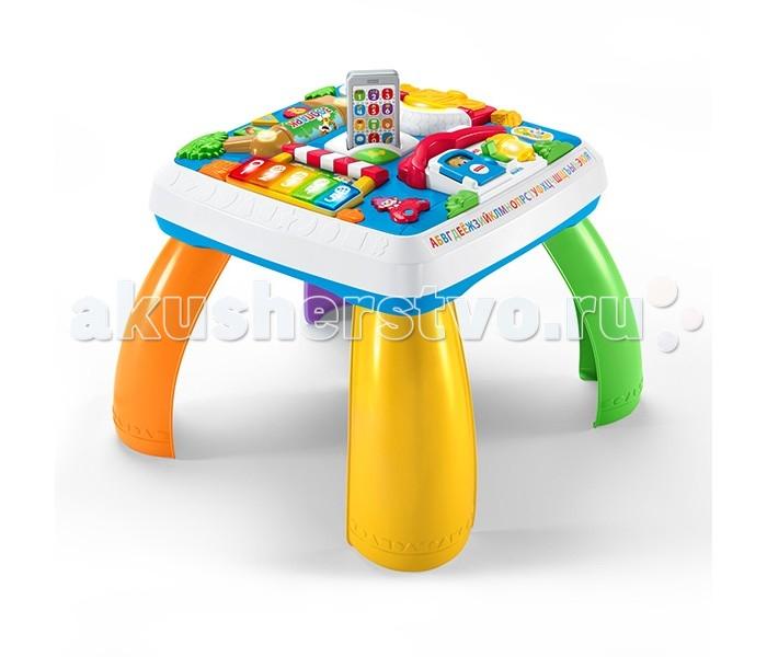 Игровой центр Fisher Price Развивающий столик для малыша