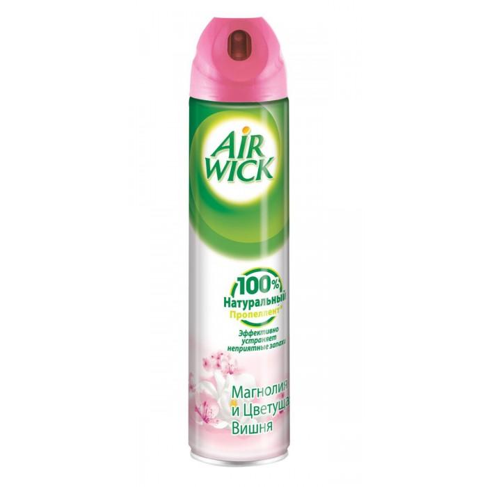Air Wick Освежитель воздуха Магнолия и цветущая вишня 240 мл