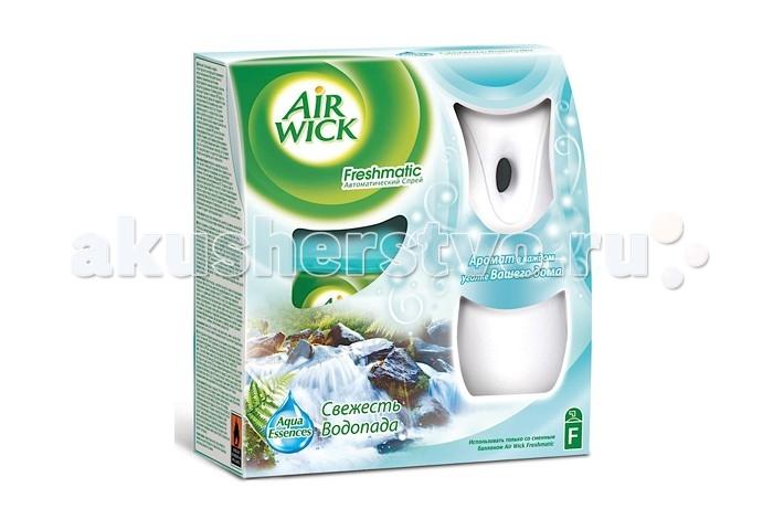 Air Wick Автоматический освежитель воздуха Свежесть водопада 250 мл