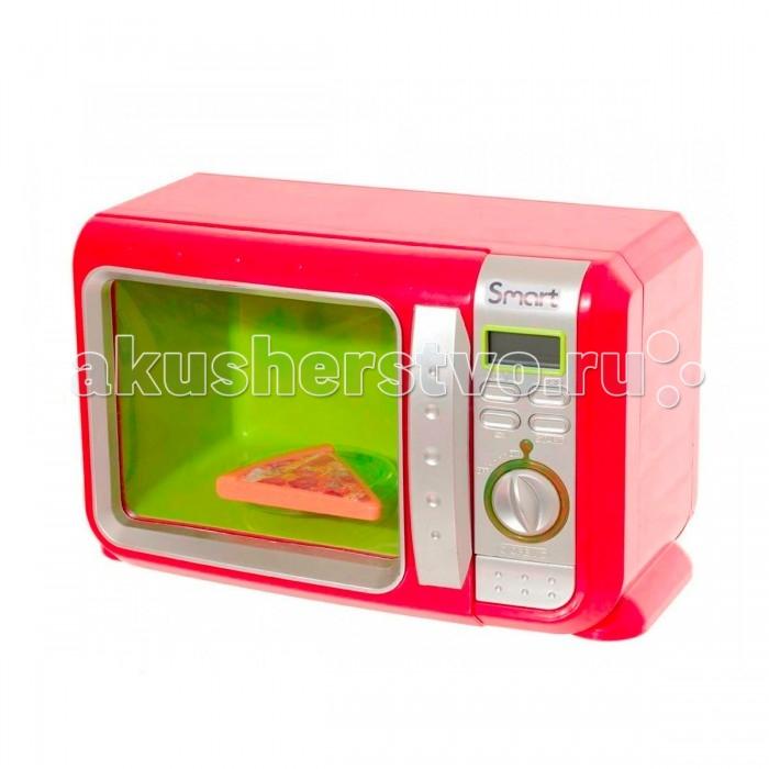 HTI Микроволновая печь SmartМикроволновая печь SmartHTI Микроволновая печь Smart 1680790.00  Микроволновая печь Halsall Smart - теперь кроха сможет почувствовать себя настоящим кулинаром, и научиться готовить вкусные блюда для своих любимых кукол и подружек.  Особенности: - оснащена индикатором времени - есть кнопки: для разогрева пиццы, овощей и рыбы, кнопка открытия дверки - оборудована световыми и звуковыми эффектами<br>