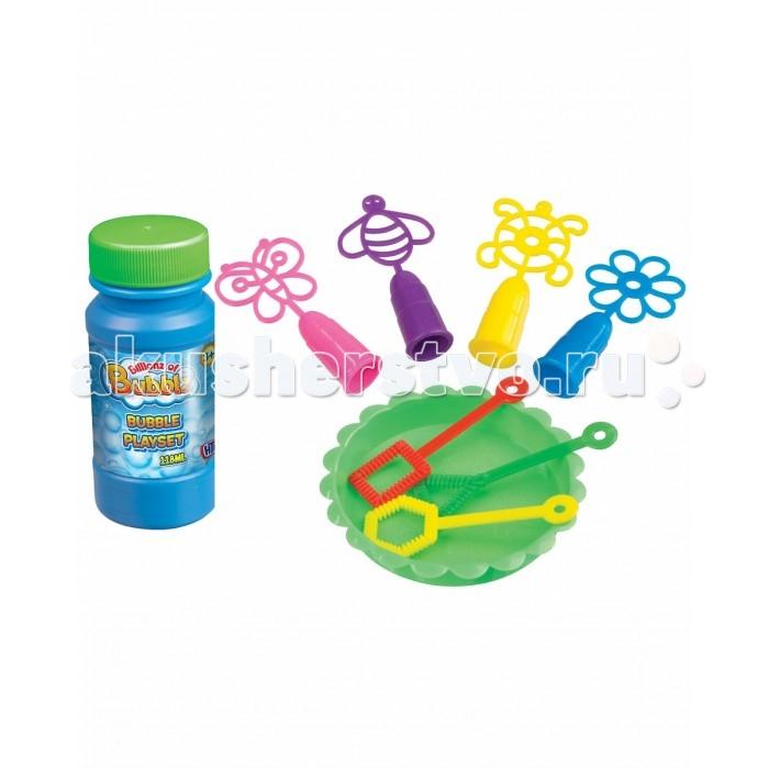 HTI Bubblz Праздничный набор для создания мыльных пузырей