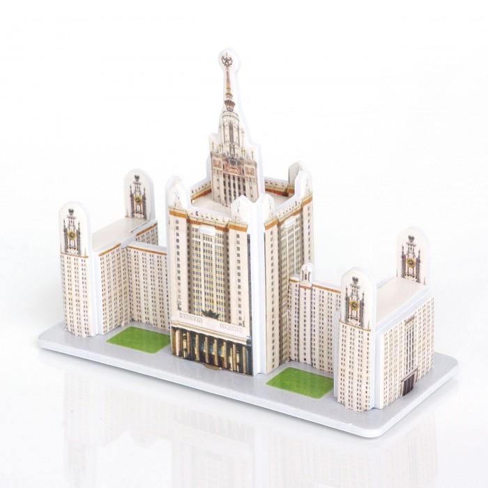 IQ 3D пазл Главное здание МГУ novemb3r повседневные брюки