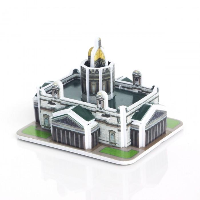 Конструктор IQ 3D пазл Исаакиевский собор