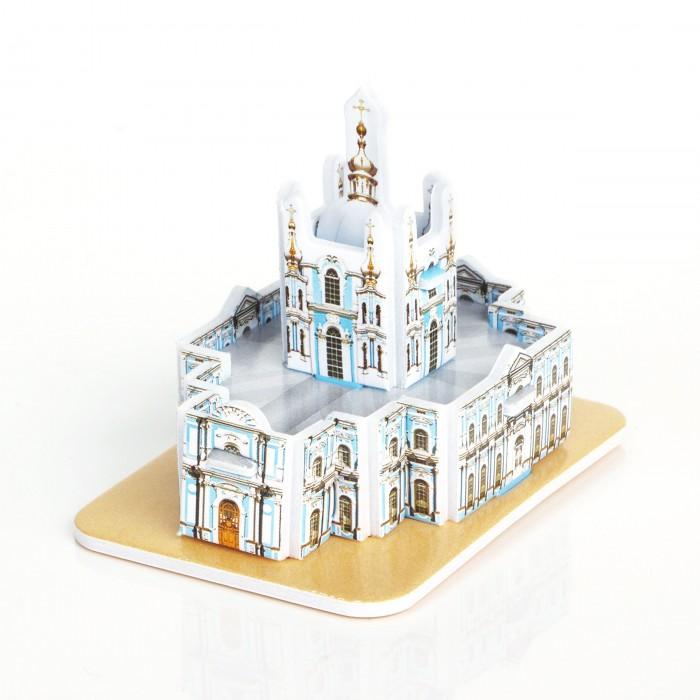 Конструктор IQ 3D пазл Смольный монастырь