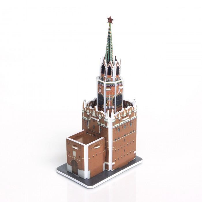 Конструктор IQ 3D пазл Спасская башня Кремля