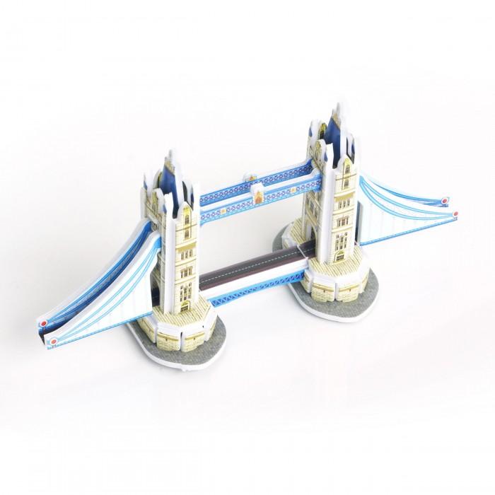 Конструктор IQ 3D пазл Тауэрский мост3D пазл Тауэрский мостIQ Игрушка 3D пазл Тауэрский мост IQMA001  Пазл IQ 3D PUZZLE «Тауэрский мост» из пенокартона будет замечательным подарком для каждого ребенка!  Серия 3D пазлов «Шедевры мировой архитектуры» позволит малышам познакомиться с самыми интересными сооружениями планеты. Тауэрский мост - разводной мост в центре Лондоне над рекой Темзой, недалеко от Лондонского Тауэра, самой известной крепости Британии. Открытие состоялось в 1894 году.  Уровень сложности: 2. Количество деталей: 15. Размер собранного пазла: 11,6х3,9х6 см.<br>