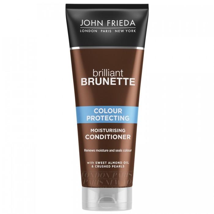 John Frieda Brilliant Brunette Кондиционер увлажняющий для темных волос Colour Protecting 250 мл