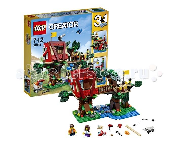 Конструктор Lego Creator 31053 Лего Криэйтор Домик на дереве 3 в 1