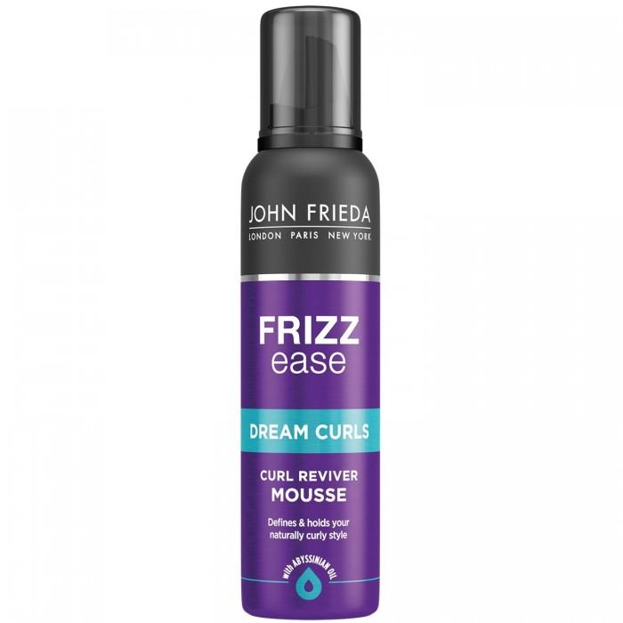 John Frieda Frizz Ease Мусс для создания идеальных локонов Curl Reviver 200 мл