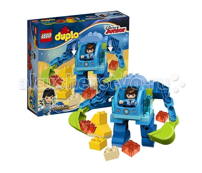 Конструктор Lego Duplo 10825 Лего Дупло Экзокостюм Майлза