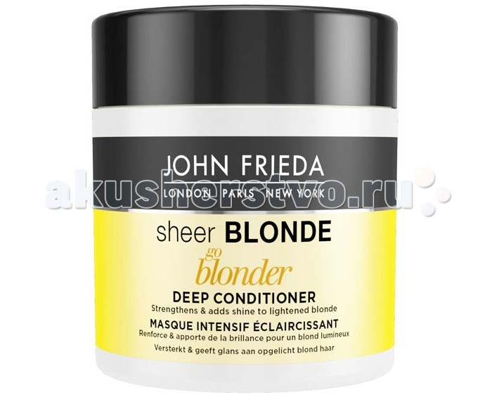 John Frieda Sheer Blonde ����� ��� ������� ����� Go Blonder 150 ��