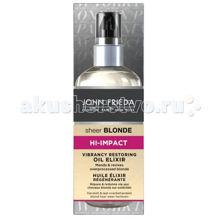 John Frieda Sheer Blonde �����-������� ��� �������������� ������������ ����� Hi-Impact 100 ��