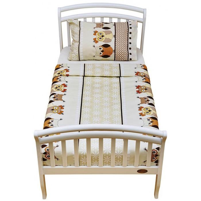 Постельное белье Giovanni Shapito Sonya (2 предмета)Shapito Sonya (2 предмета)Постельное белье Giovanni Shapito Sonya в кровать для дошкольников.   Яркие дизайны порадуют ваших малышей. Комплект из пододеяльника размером 140х160 см и наволочки 50х70 см изготовлен специально для дошкольников и идеально подойдет для всех кроватей Giovanni размером 160х80 см.  Пододеяльник: 140х160 см (для одеял Shapito размером 140х160 см) Наволочка: 50х70 см  Материал: Хлопок 100% (бязь)<br>