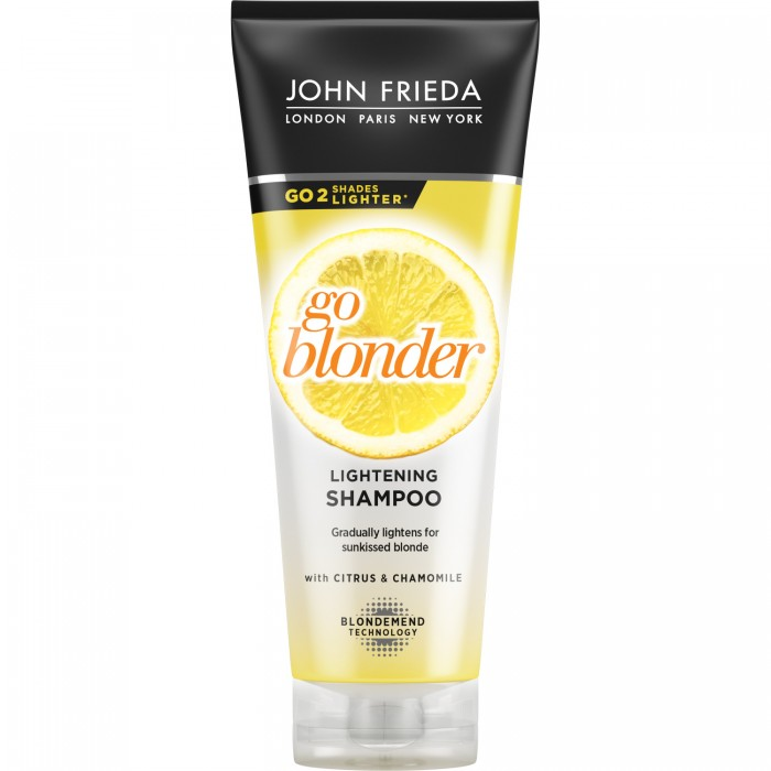 John Frieda Sheer Blonde ������� ����������� ��� ����������� � ������������ ����� Go Blonder 250 ��