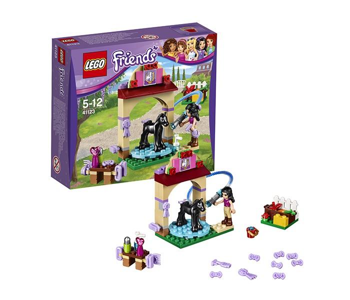 Конструктор Lego Friends 41123 Лего Подружки Салон для жеребят