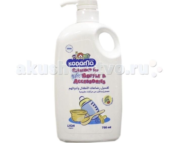 Kodomo Жидкость для мытья детских бутылок и сосок с дозатором 750 млЖидкость для мытья детских бутылок и сосок с дозатором 750 млЖидкость для мытья детских бутылок и сосок с дозатором 750 мл позволяет мыть детские пустышки, соски, погремушки, а также овощи и фрукты. Жидкость состоит из натуральных ингредиентов, которые обладают смягчающим эффектом для кожи и абсолютно безопасны для малюток. Жидкость эффективно удаляет бактерии, молочные пятна и неприятный запах, обеспечивая высокую степень чистоты.<br>