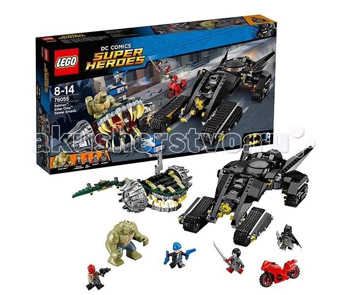 ����������� Lego Super Heroes 76055 ���� ����� ����� ������: ������ ����