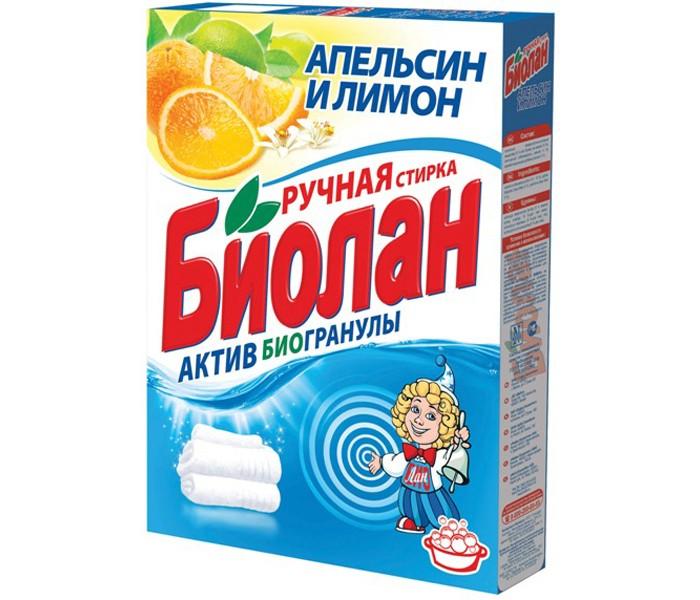 Biolane Стиральный порошок Апельсин и Лимон 350 г