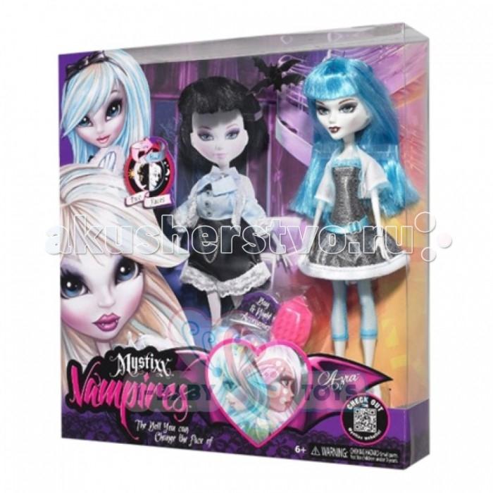 Mystixx Кукла Vampires Азра с одеждойКукла Vampires Азра с одеждойКукла мистикс вампир Азра с одеждой  Необычайно оригинальная кукла Кукла Mystixx Vampires Azra, несомненно,найдет чем порадовать свою маленькую хозяйку. Как модели всей серии Vampires, она меняет выражение своего лица, моментально перевоплощаясь из очаровательной девушки в злобного коварного монстра. Гибкий пластиковый корпус и стальной каркас, открывает неограниченные возможности для новых игр, в которых кукла примет непосредственное участие. Яркая одежда и стильные аксессуары как у взрослой, сделают игру насыщенной и красочной.<br>