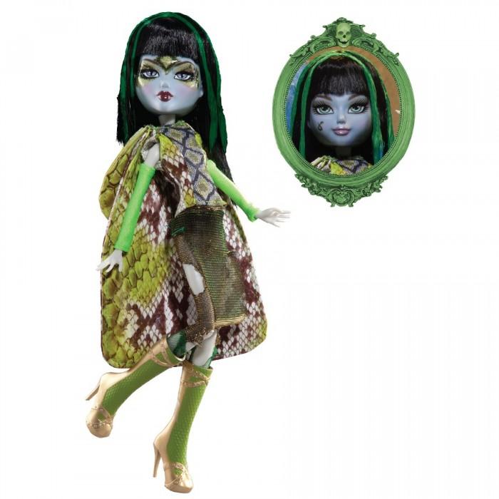 Mystixx Кукла Grimm КаланиКукла Grimm КаланиКукла мистикс гримм Калани  Красочные наряды, яркие парики и расческа для создания образа помогут сделать игру красочной и веселой.  Кукла, обладающая гибкостью, создаваемой проволочным каркасом, в соединении с упругим резиновым телом, принимающем любое положение, как нельзя хорошо подходит для участия в различных играх про монстров и вампиров.<br>