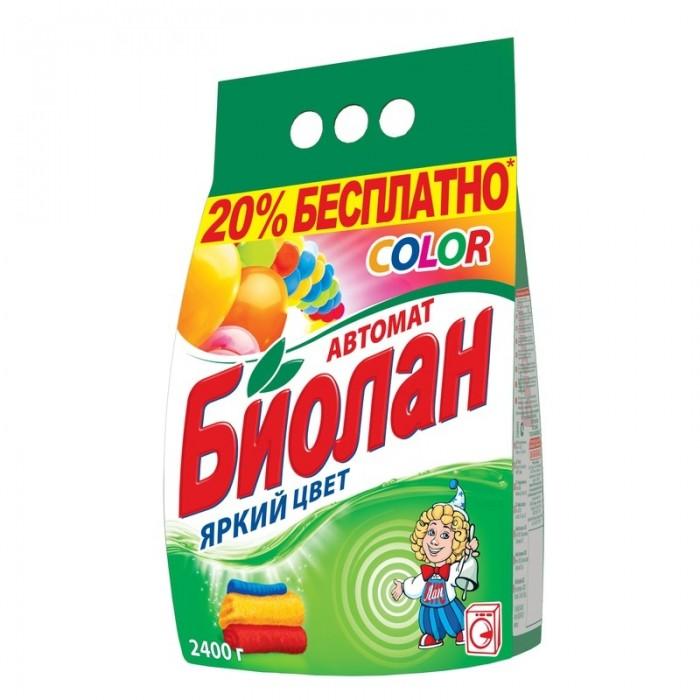 Biolane Стиральный порошок Color Автомат 2.4 кг