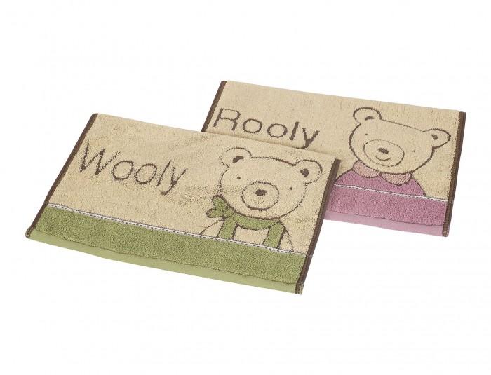 Dream Time Набор из 2х полотенец Rooly&Wooly 34х34 см