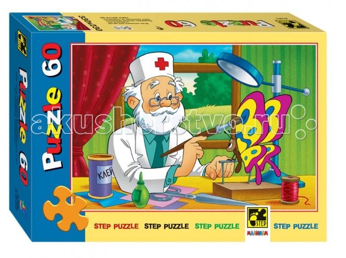 Step Puzzle Пазл Айболит 60 элементов