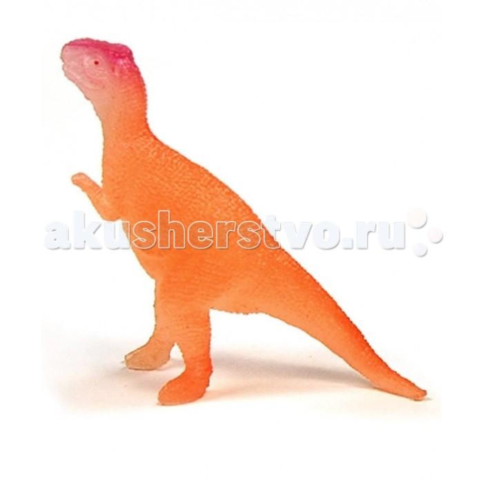 Geoworld Мини-набор палеонтолога Тираннозавр Рекс 6.5 см (светится в темноте)