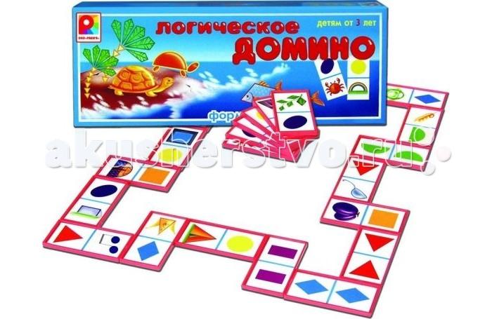 Радуга Логическое домино ФормаЛогическое домино ФормаРадуга Логическое домино Форма - это увлекательная настольная игра, в которую может играть вся семья, а также отличный и нескучный помощник в изучении геометрических фигур.  Особенности: Дети будут находить одинаковые фигуры, складывать их вместе, отличать от других.  Игра развивает цветовосприятие, зрительную память, внимание. В игре могут принимать участие от 2 до 3 человек.<br>