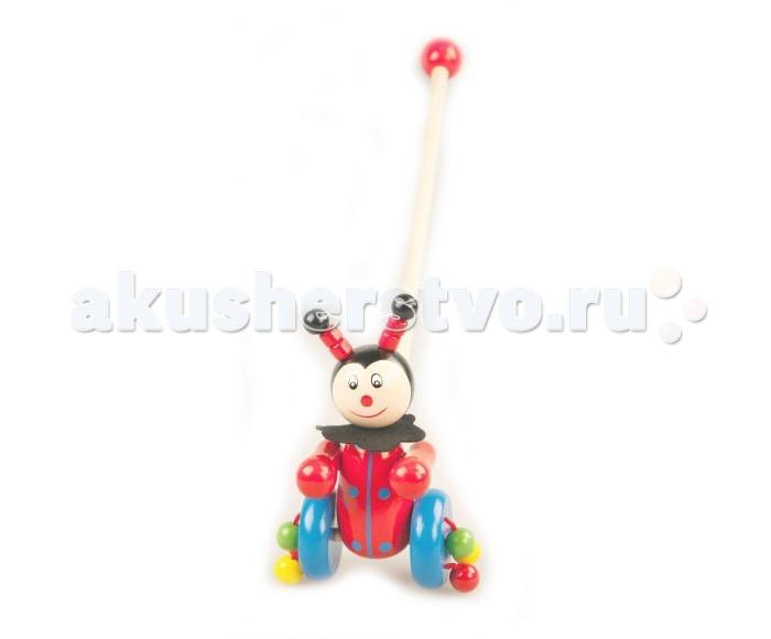 Каталка-игрушка Mapacha Божья коровка