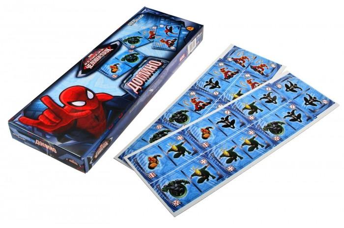 Step Puzzle Домино Человек-паук 28 карточек