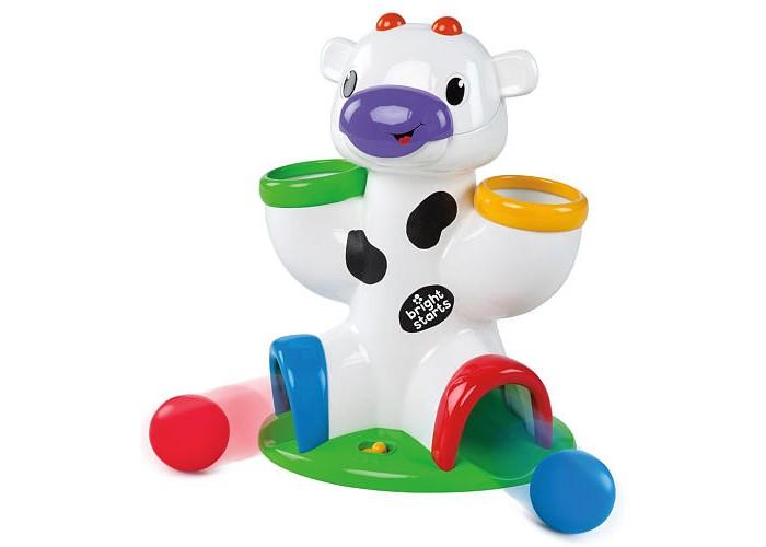Развивающая игрушка Bright Starts Веселая корова