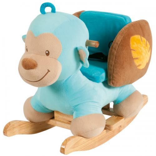 Качалки-игрушки Nattou Обезьянка