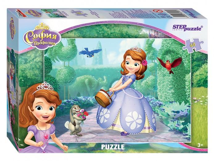 Step Puzzle Пазл Принцесса София 60 элементов