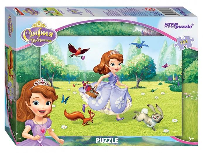 Step Puzzle Пазл Принцесса София 104 элемента