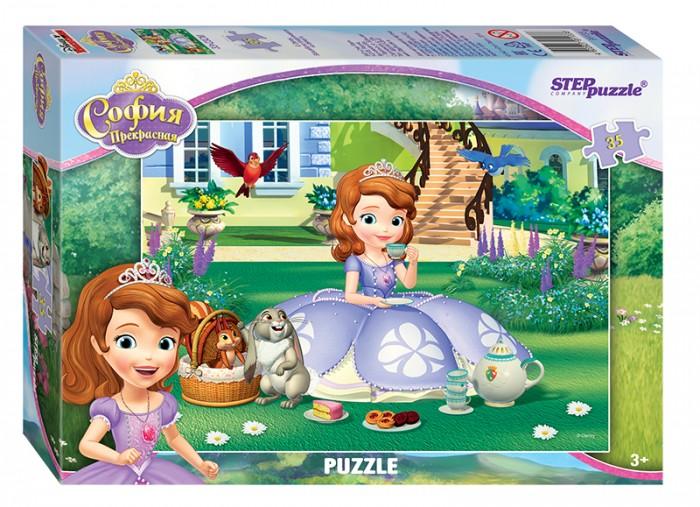 Step Puzzle Пазл Принцесса София 35 элементов
