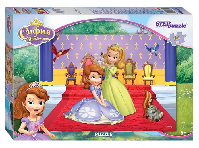 Step Puzzle Пазл Принцесса София 160 элементов