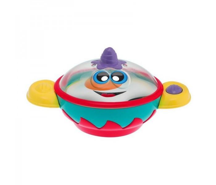 Музыкальная игрушка Chicco Кастрюлька Стэн 6-36 месяцев