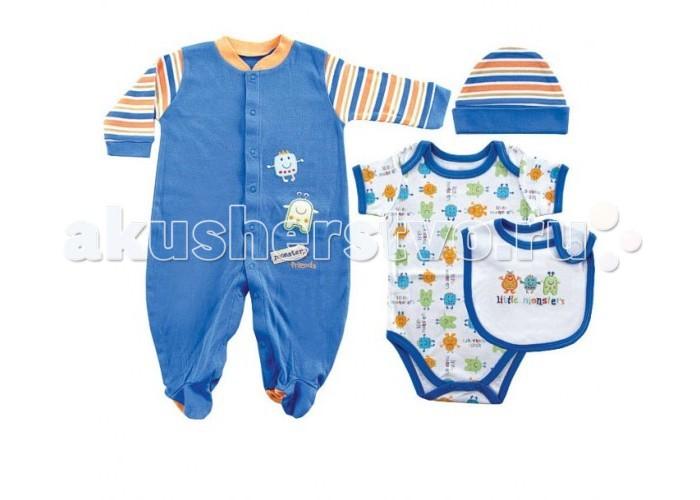 Подарочные наборы Hudson Baby Акушерство. Ru 1188.000