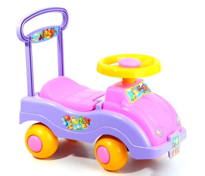 Каталка Спектр Автомобиль для девочек
