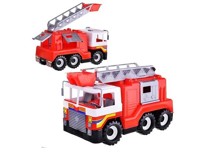 Спектр Пожарная машинаПожарная машинаПожарная машинка от торговой марки Совтехстром непременно понравится малышу и поможет разнообразить обычную игру в машинки. Игрушка изготовлена из пластика и окрашена в яркий красный цвет, как настоящая пожарная машина.    Она также оснащена подвижными колесами, что позволяет катать ее по ровной поверхности. Игрушка дополнена подвижной пожарной вышкой, которую можно поднимать и опускать вручную. Такая замечательная пожарная машина отлично дополнит коллекцию игровых машинок ребенка и поможет придумать множество увлекательных игровых сюжетов.<br>