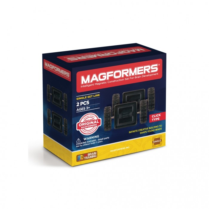 ����������� Magformers Click Wheels 2 ������