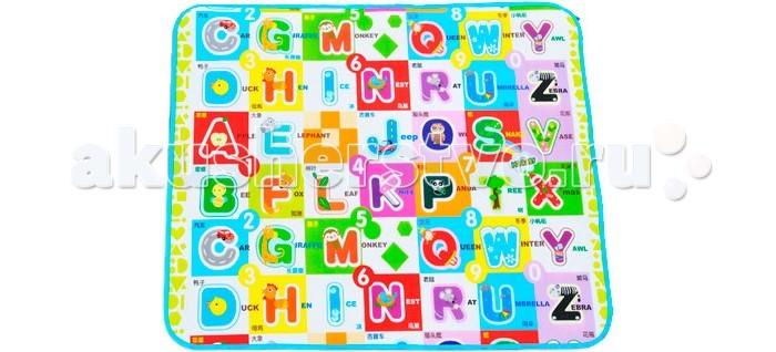 Игровые коврики Mambobaby Мир букв