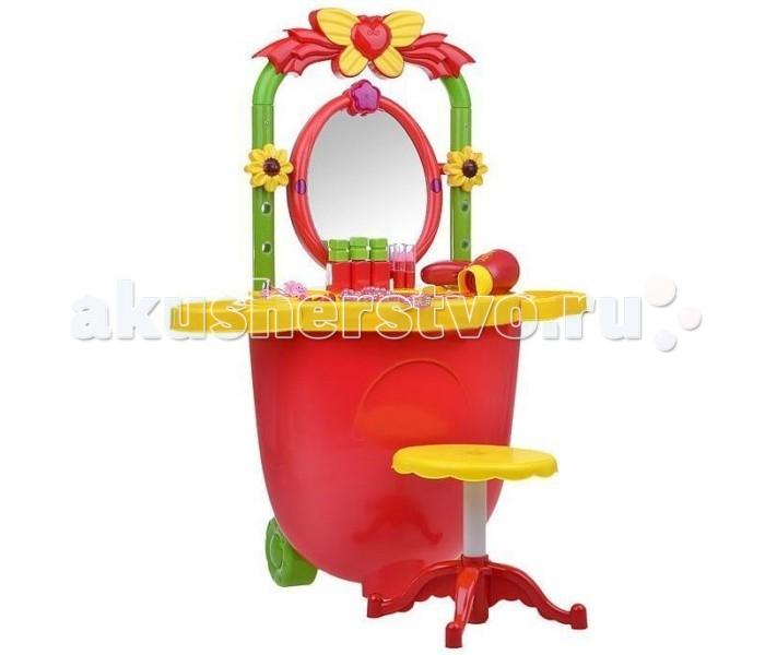1 Toy Туалетный столик-тележка Золотая коллекция